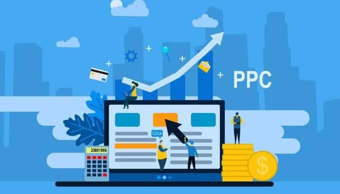 Mô tả hình thức quảng cáo PPC trong SEM