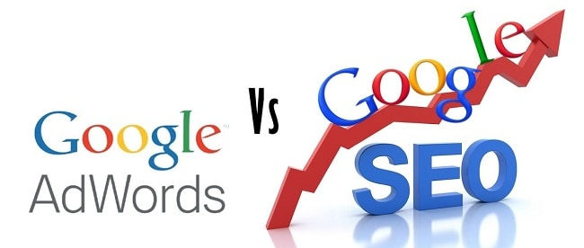 Quảng cáo google và seo