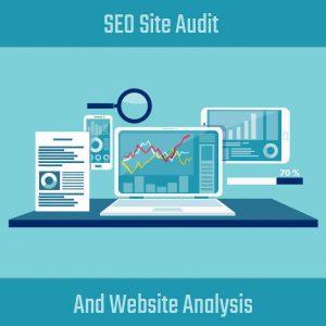 site audit và phân tích website trong seo doanh nghiệp