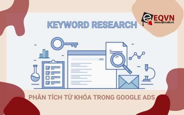 phân tích từ khóa trong Google Ads