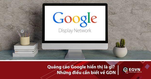 Quảng cáo hiển thị GDN