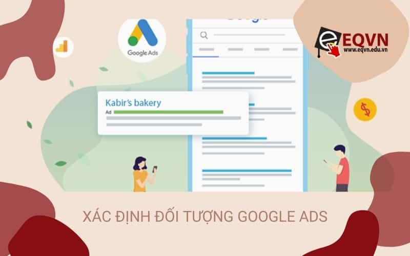 Xác định đối tượng google ads