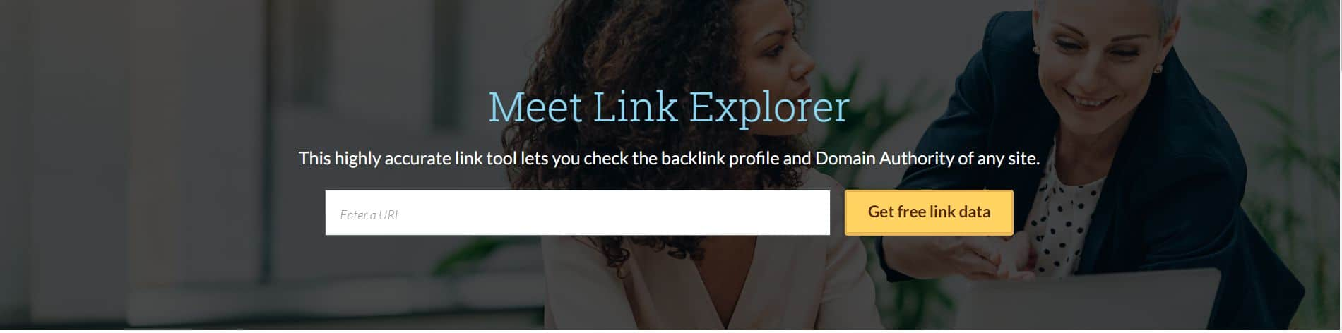 Kiểm tra DA của website bằng MOZ