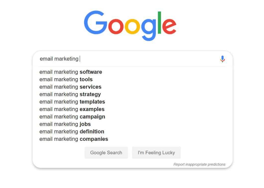 Tham khảo AutoComplete trong nghiên cứu từ khóa SEO Google