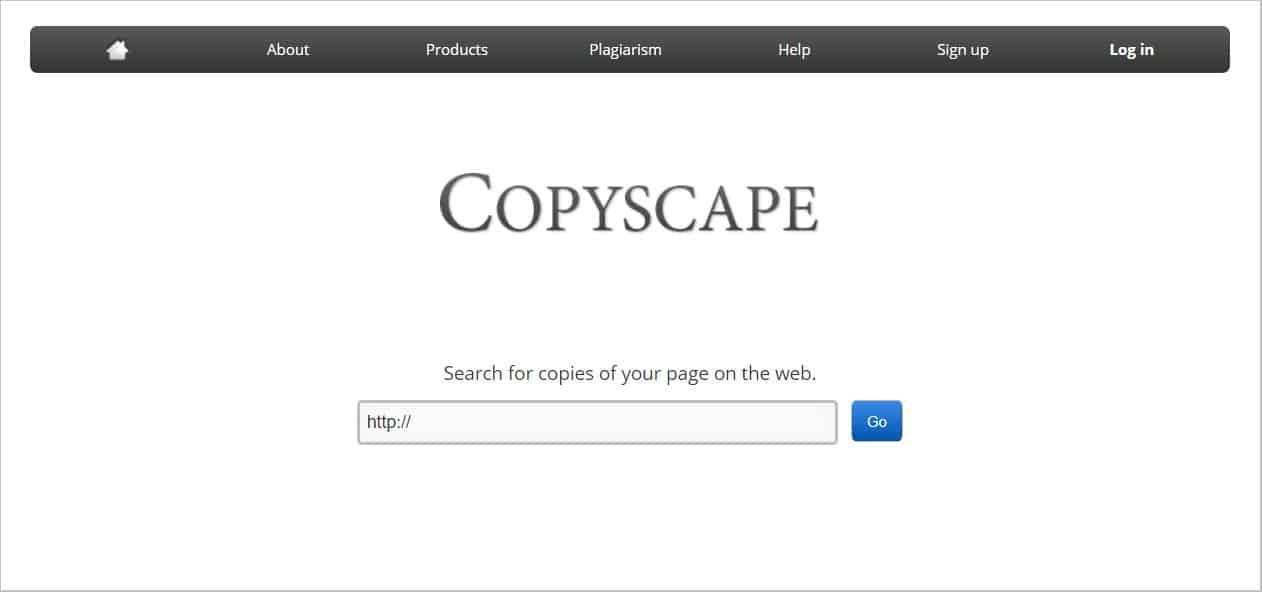 kiểm tra đạo văn trong seo google bằng copyscape