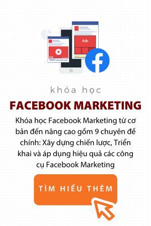 Khóa học Facebook Marketing & Quảng cáo EQVN