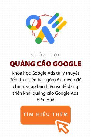 Khóa học Quảng cáo Google Ads trung tâm digital marketing eqvn
