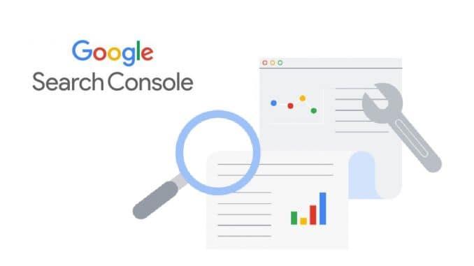cài đặt google search console trong seo onpage