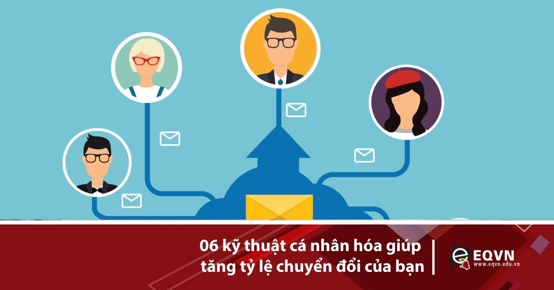 cá nhân hóa digital marketing