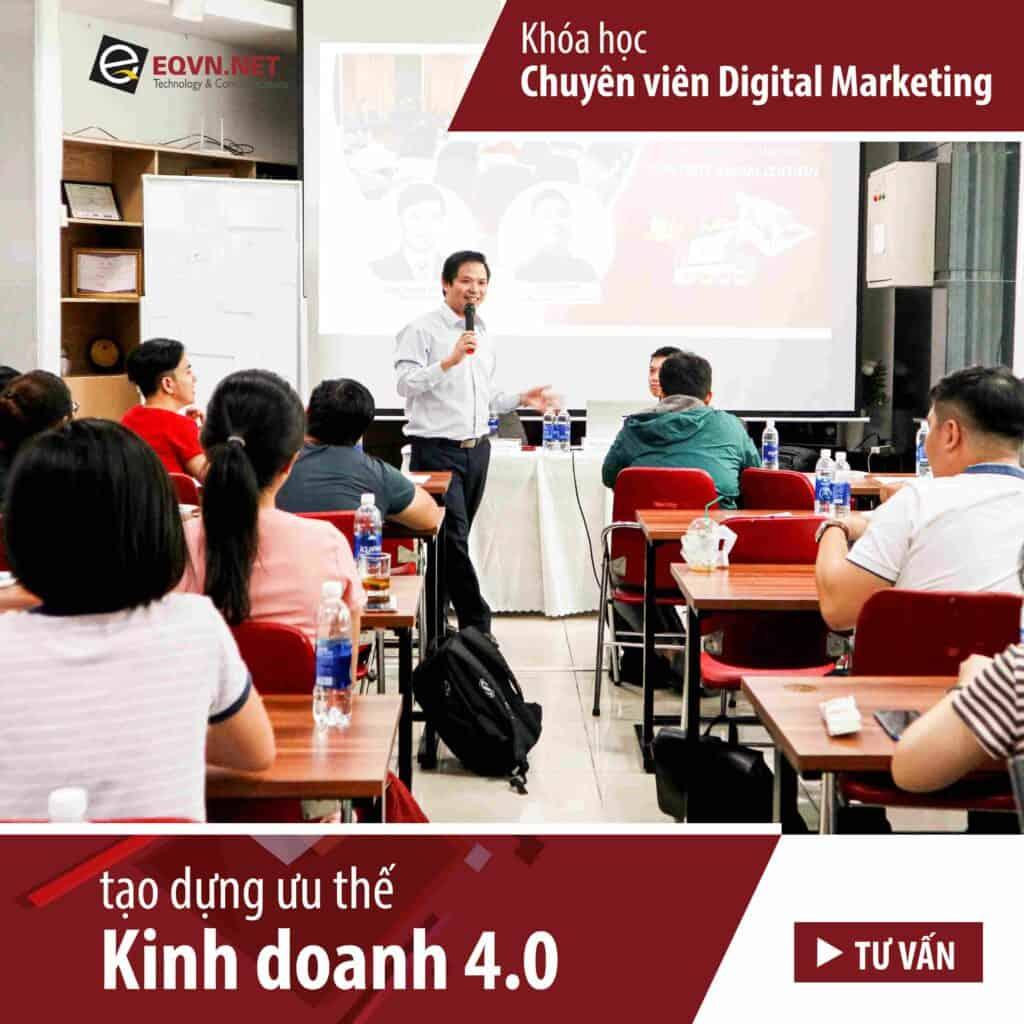 khóa học digital marketing eqvn