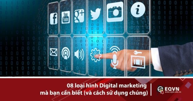 loại hình digital marketing